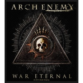 Ecusson Arch Enemy - War Eternal