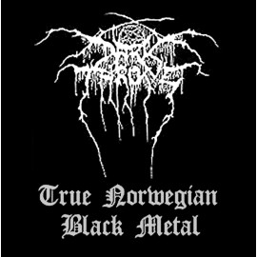 Patch Darkthrone - True Norwegian Black Metal