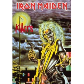 Drapeau Iron Maiden - Killers