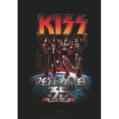 Drapeau Kiss - Destroyer (35th anniversary)