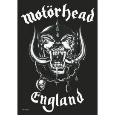 Flag Motörhead - England