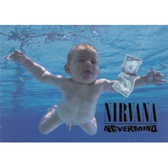 Flag Nirvana - Nevermind
