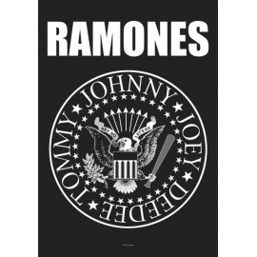 Drapeau Ramones - Logo