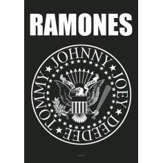 Flag Ramones - Logo