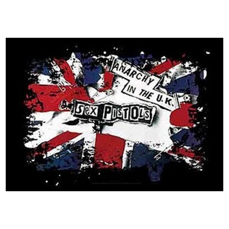 The sex pistols anarchy
