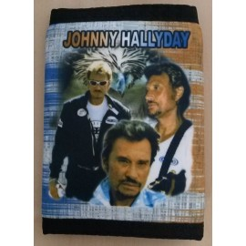Portefeuille Johnny Hallyday