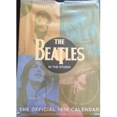 Beatles Collectable Calendar 1998