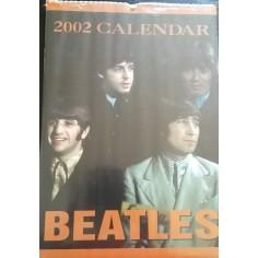 Beatles Collectable Calendar 2002
