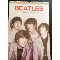 Beatles Collectable Calendar 2007