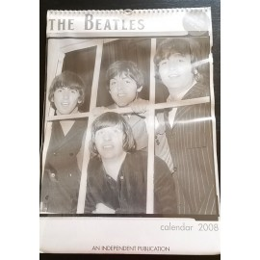 Beatles Collectable Calendar 2008