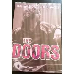 Calendrier vintage Doors 2002