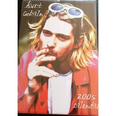 Calendrier vintage Kurt Cobain 2005