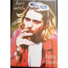 Kurt Cobain Collectable Calendar 2005