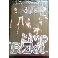 Calendrier vintage Limp Bizkit 2002
