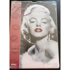 Calendrier vintage Marilyn Monroe 1997