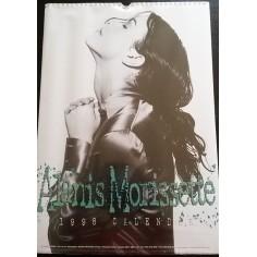 Alanis Morissette Collectable Calendar 1998