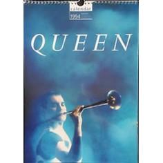 Calendrier vintage Queen 1994
