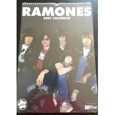 Ramones Collectable Calendar 2006