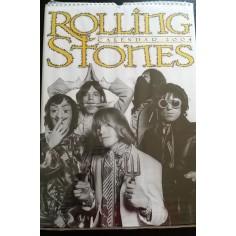 Calendrier vintage Rolling Stones 2004