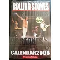 Calendrier vintage Rolling Stones 2006