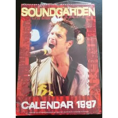 Calendrier vintage Soundgarden 1997