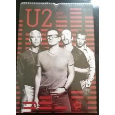 Calendrier vintage U2 2006