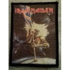 Ecusson Iron Maiden