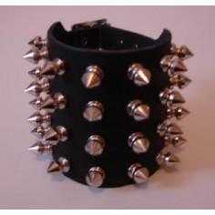 Bracelet Spikes 4 rangs
