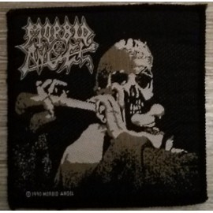 Ecusson Morbid Angel - The decline of Rome