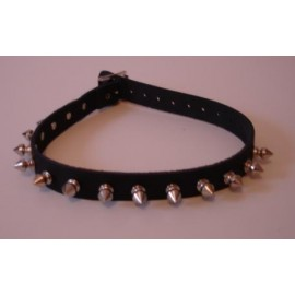 Collier Spikes 1 rang