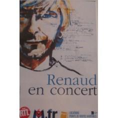 Affiche Renaud