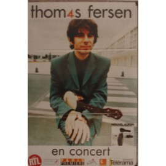 Affiche Thomas Fersen