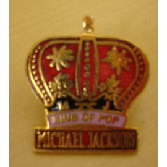 Pin's Michael Jackson - King of Pop