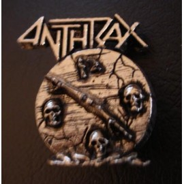 Pin's [Alchemy/Poker] Anthrax