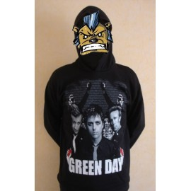 Light sweat shirt Green Day