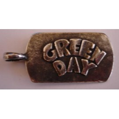 Pendentif Green Day