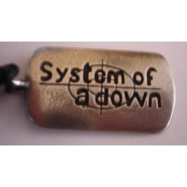 Pendentif System of a Down