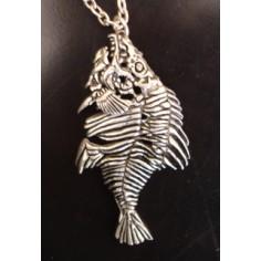 Pendentif [Alchemy/Poker] Fishbone