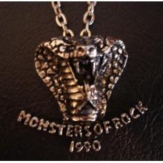 Pendentif [Alchemy/Poker] Monsters of Rock '90