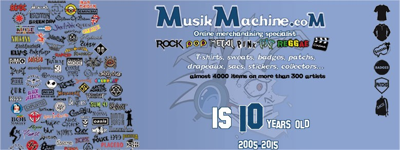 MusikMachine.coM RockShop#1
