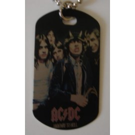 Plaque US AC/DC - Highway to Hell
