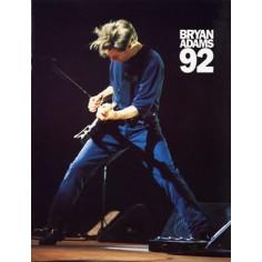 Bryan Adams 92