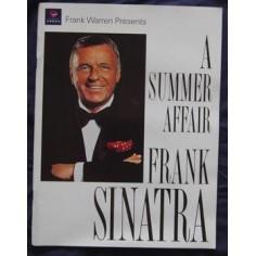 Frank Sinatra - A summer affair