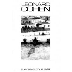 Leonard Cohen - European tour 1988