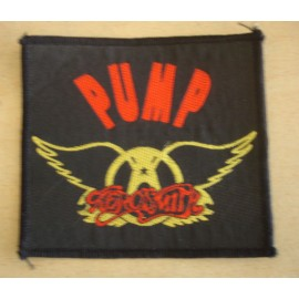 Patch Aerosmith - Pump [Collector]