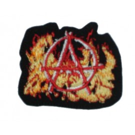 Patch Anarchy in flames