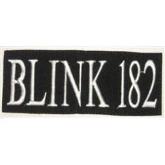 Ecusson Blink 182