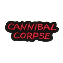 Ecusson Cannibal Corpse