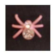Boucle d'oreille Araignée