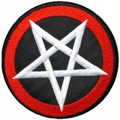 Ecusson Pentagram